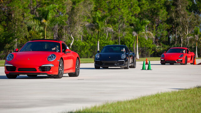 PCA Autocross - Space Coast Region