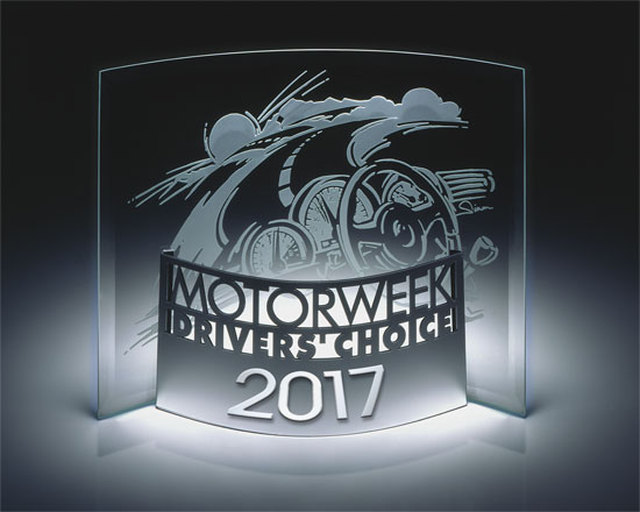 Motorweek: 2017 Drivers' Choice Awards