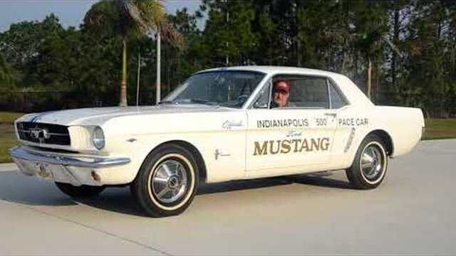 1964 1/2 Ford Mustang Pace Car