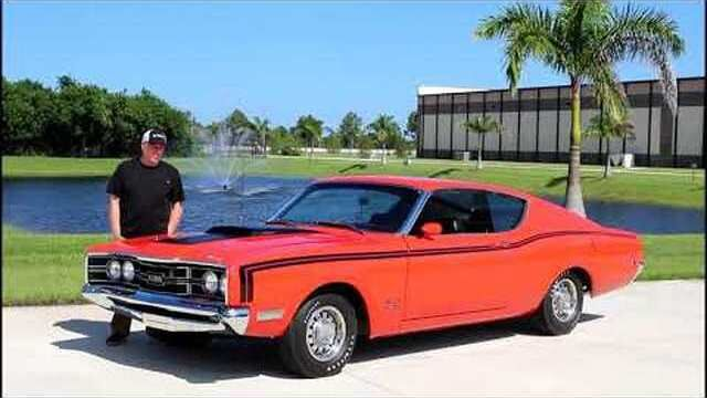 1969 Mercury Cyclone CJ 428