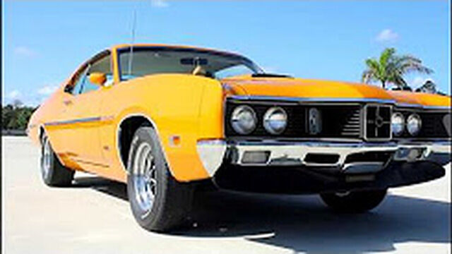 1970 Mercury Cyclone Spoiler 429 Super Cobra Jet