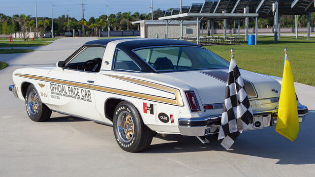 1974 Oldsmobile Hurst Cutlass Indy Pace Car