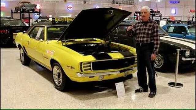 American Muscle Car Museum Videos