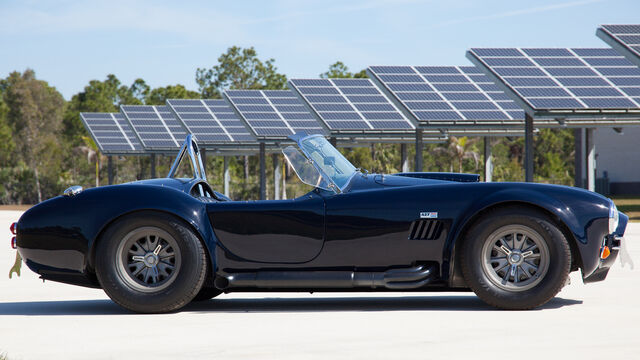 Owner Mark Pieloch Talks About His 1966 Shelby Cobra at Amelia Island