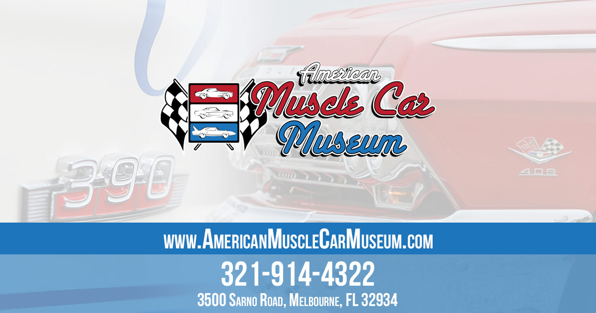 American Muscle Car Museum In Melbourne Florida